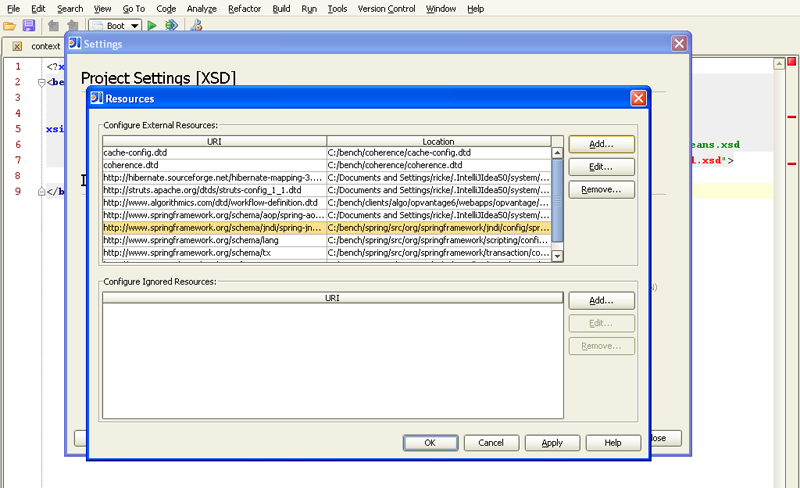 The Spring Framework - Reference Documentation